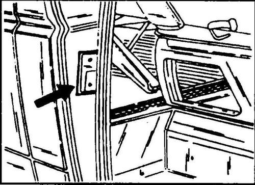 Где находятся номера на фольксвагене транспортер т4 продажа авто т5 транспортер