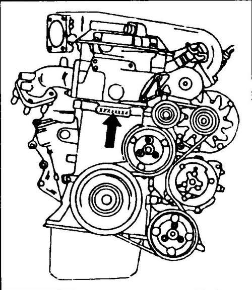 где находятся номера на фольксвагене транспортер т4