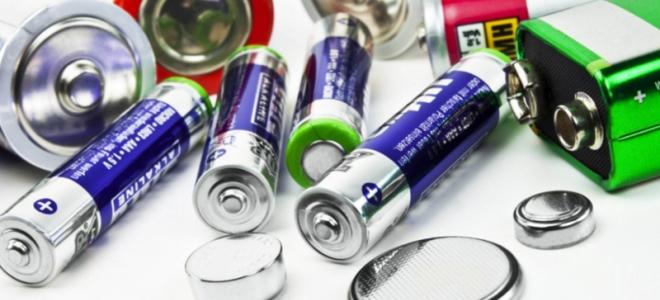 Что такое щелочные батарейки?