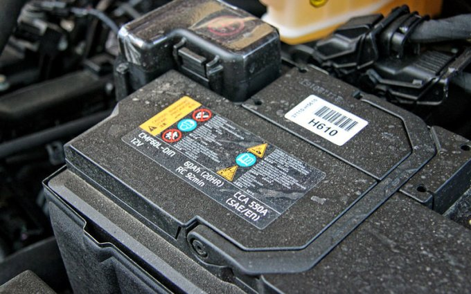 Какой аккумулятор на Cолярис 1.6 (Hyundai Solaris)