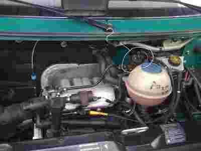 фольксваген транспортер двигатель 2 и 4 отзывы