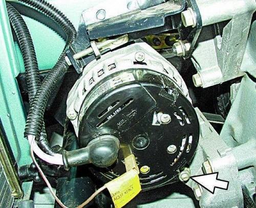 Ручная замена ремня генератора ваз 2112 16 клапанов: инструкции с фото