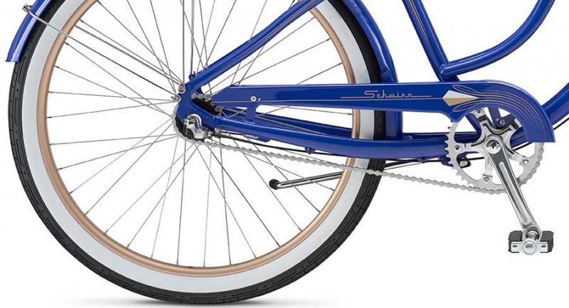 Велосипед с планетарной втулкой и его особенности