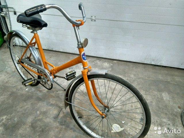 Велосипеды салют